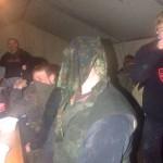 Kopftuchpflicht im Zelt