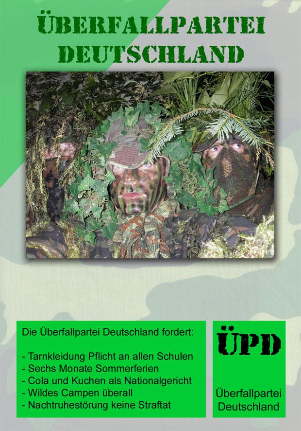 Überfallpartei Deutschland